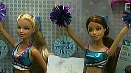 Barbie Sales Are Down