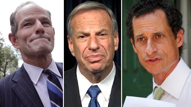 Sex scandals and politicians: No longer fatal career blow?