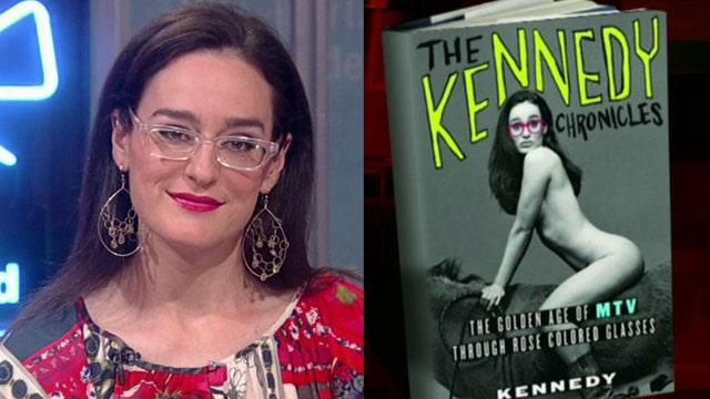 Kennedy's new book goes inside golden age of MTV
