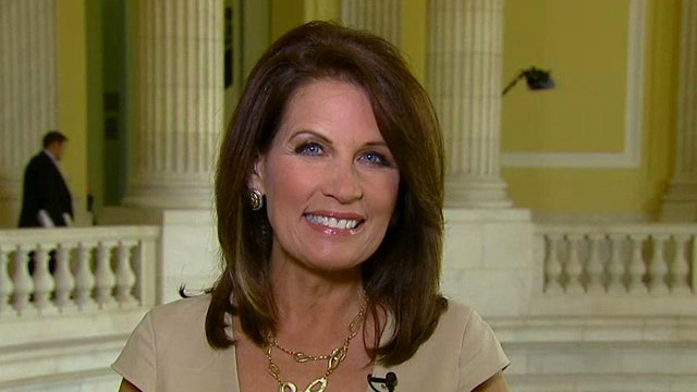 Rep. Bachmann: ObamaCare is unfair to small businesses