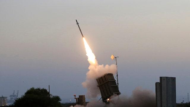 US tax dollars helping fund Israel's Iron Dome
