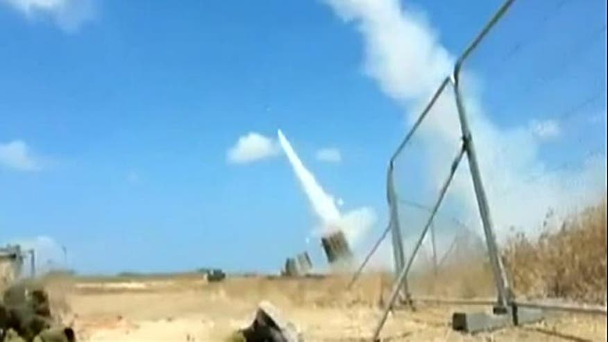 Allison Barrie on the new bill that provides $621.6M for Israeli missile defense, including Iron Dome system