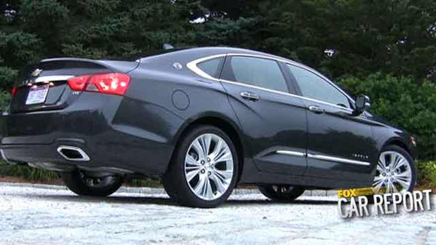 Fox Car Report drives the 2014 Chevrolet Impala