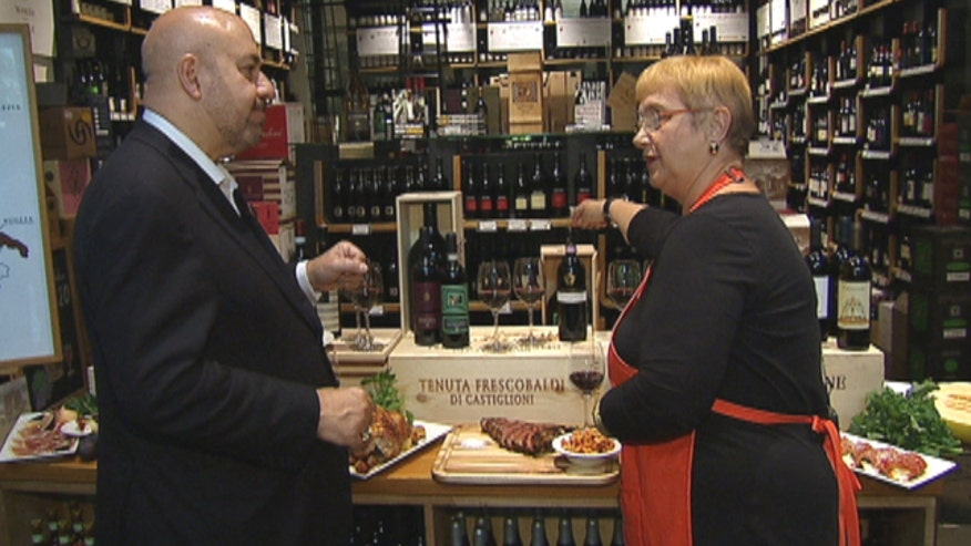 Dr. Manny meets up with Chef Lidia Bastianich at Eataly in New York City to learn about food and wine pairings from different regions of Italy