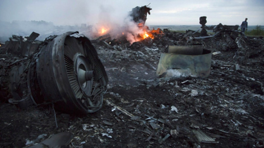 Media scramble to cover Ukraine tragedy