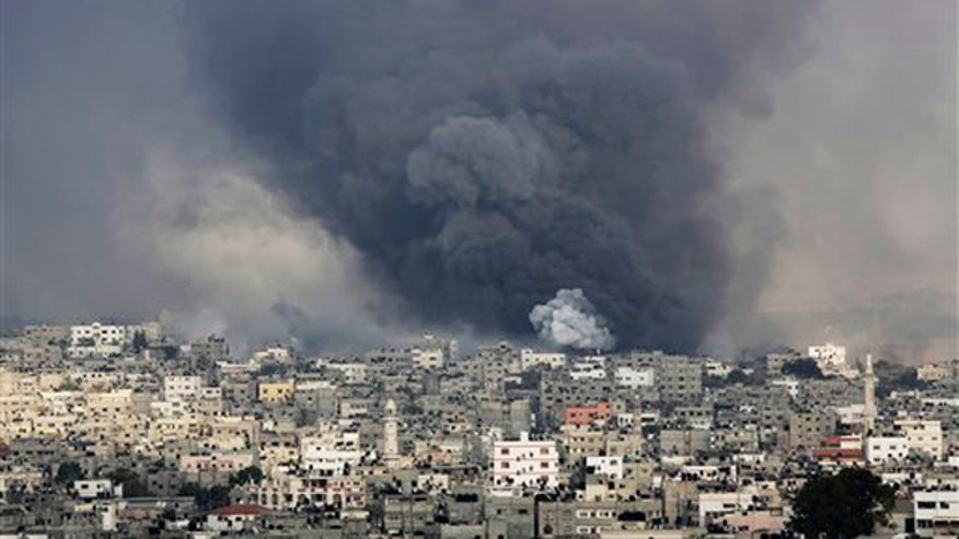 John Huddy reports from Gaza City