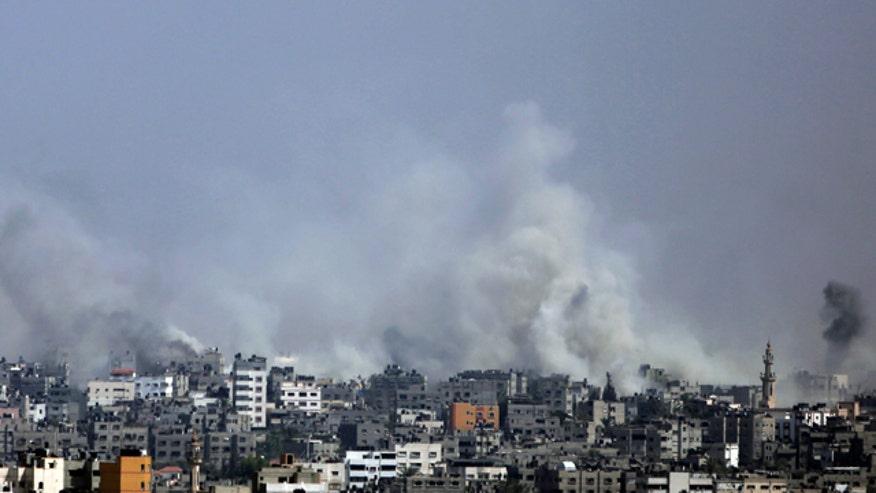 Stratfor VP of Global Analysis Reva Bhalla on the Israeli mission against Hamas