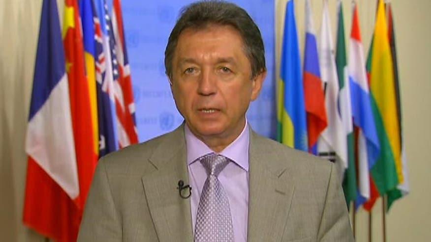 Yuriy Sergeyev provides insight into MH17 crash