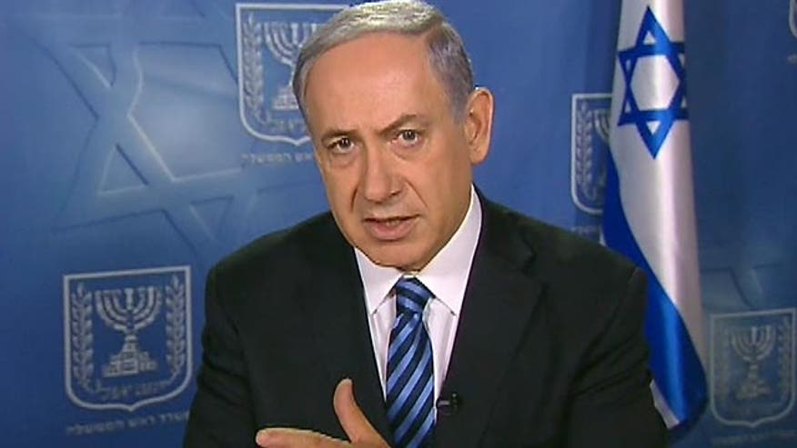 Israeli prime minister speaks out on 'Special Report'