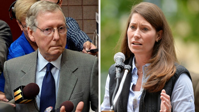 Power Play: The Race in 90 seconds - Kentucky Senate Race
