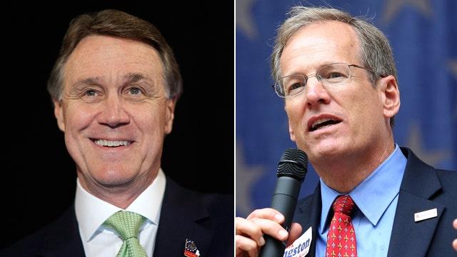 GOP candidates neck-and-neck in Georgia primary runoff