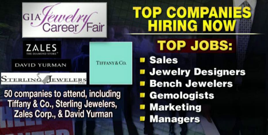 FBN's Cheryl Casone has your jobs scoop