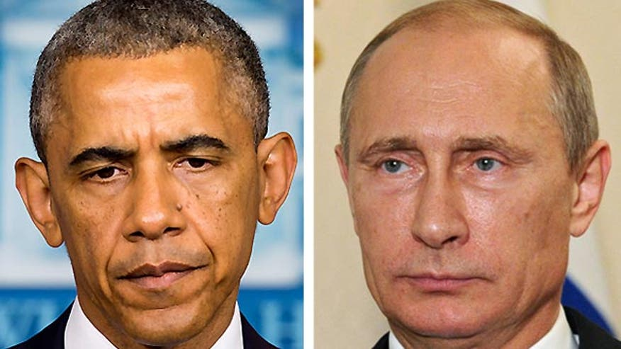 Should President Obama take stronger action against Russia?