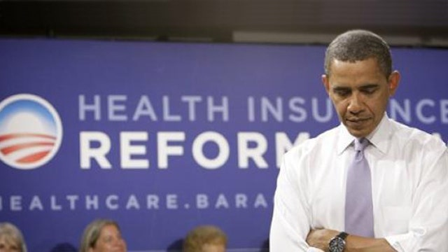 Budget battle over ObamaCare threating government shutdown
