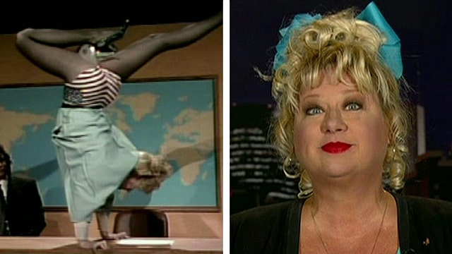 Victoria jackson enters the no spin zone on air videos fox