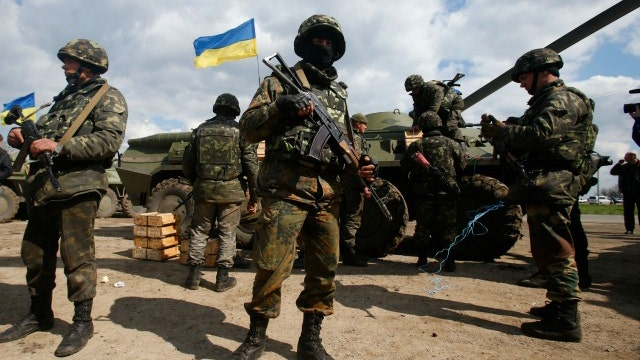 State Dept.: Russia attacking Ukrainian military targets