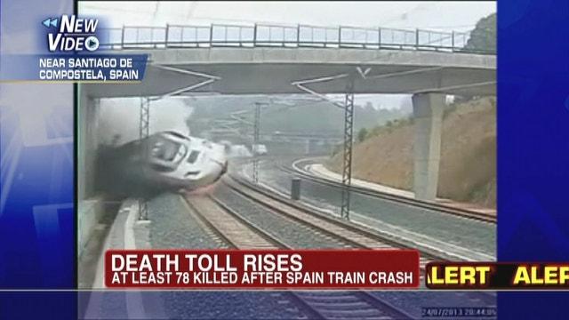 Spain Train Crash: Death Toll Rises