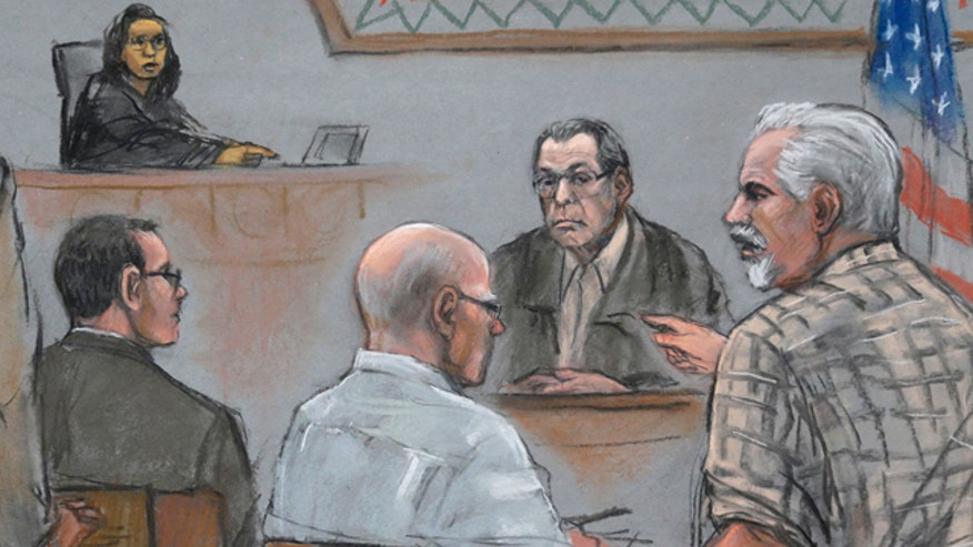 Accused mobster's partner admits he lied under oath in past, insists he's telling truth now