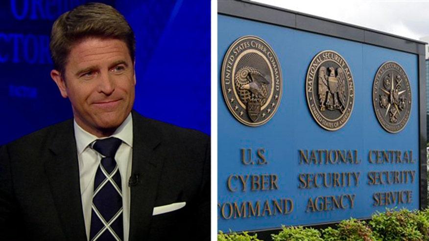 Author Brad Thor on the NSA scandal