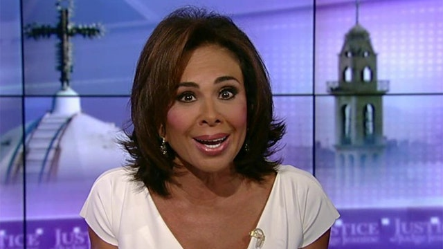 Judge Jeanine: Time for Pope Francis to protect his flock