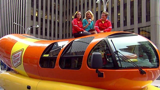 My America: All aboard the Oscar Mayer Wienermobile
