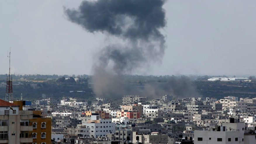 Conor Powell reports from Gaza City