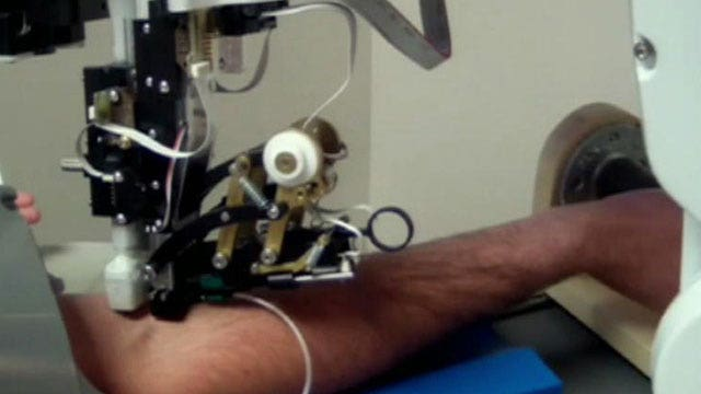 Future of medicine? New robot can draw your blood