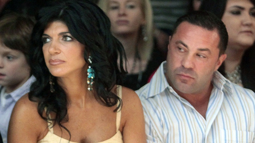 Teresa and Joe Giudice facing 30 years in prison