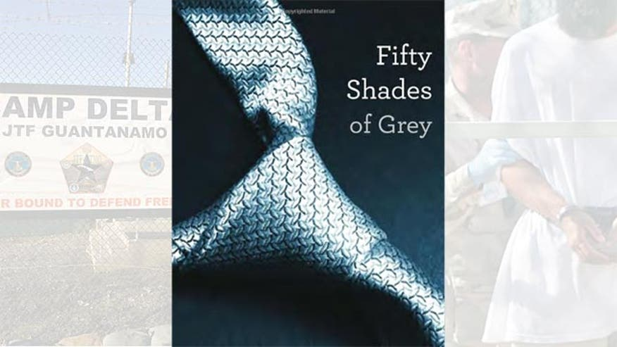 '50 Shades of Grey' is most requested book by detainees