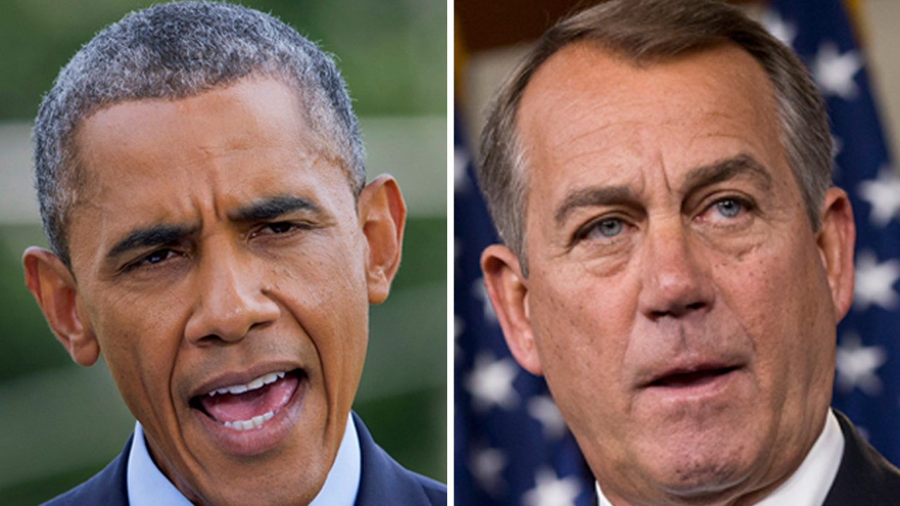 Boehner's Obama lawsuit: For real or waste of time?