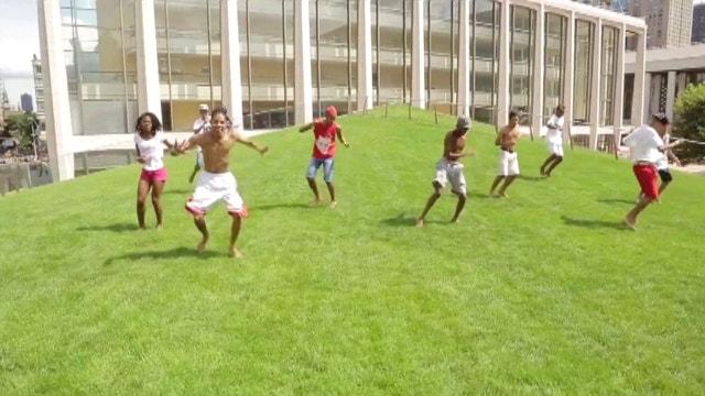 Brazil's forbidden dance gets warm welcome in U.S.