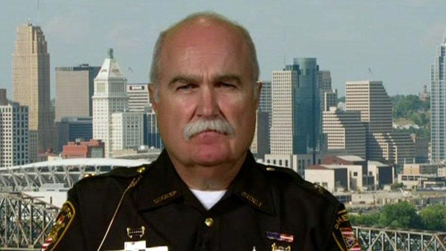 Sheriff Richard Jones speaks out