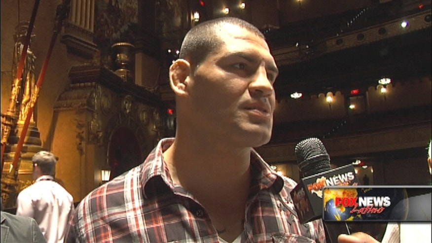 FNL talks to Cain Velasquez about his UFC trilogy.