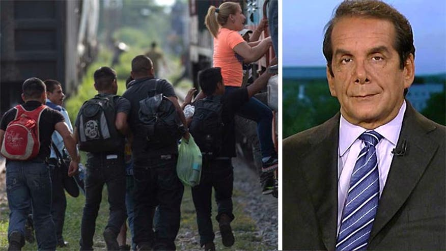 "Charles Krauthammer called President Obama's response to the House immigration bill ""ridiculous."""