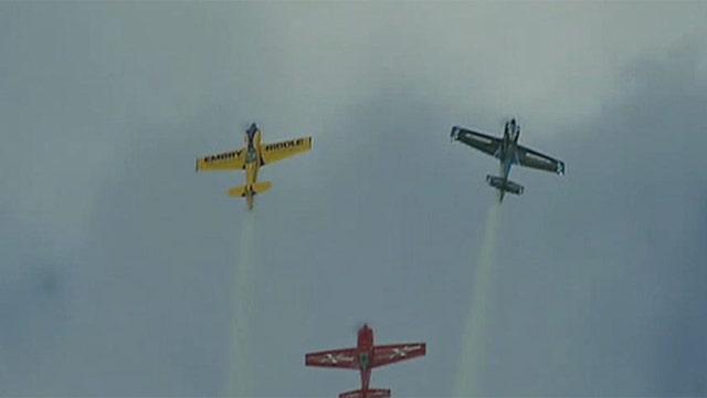 Wisconsin air show underway despite legal battle with FAA