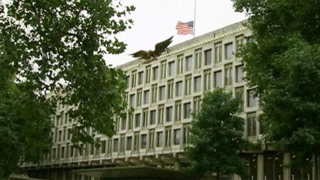 Security concerns forcing US to shut down embassies