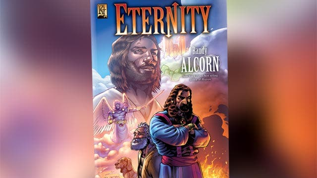 Why Jesus and comic books need each other