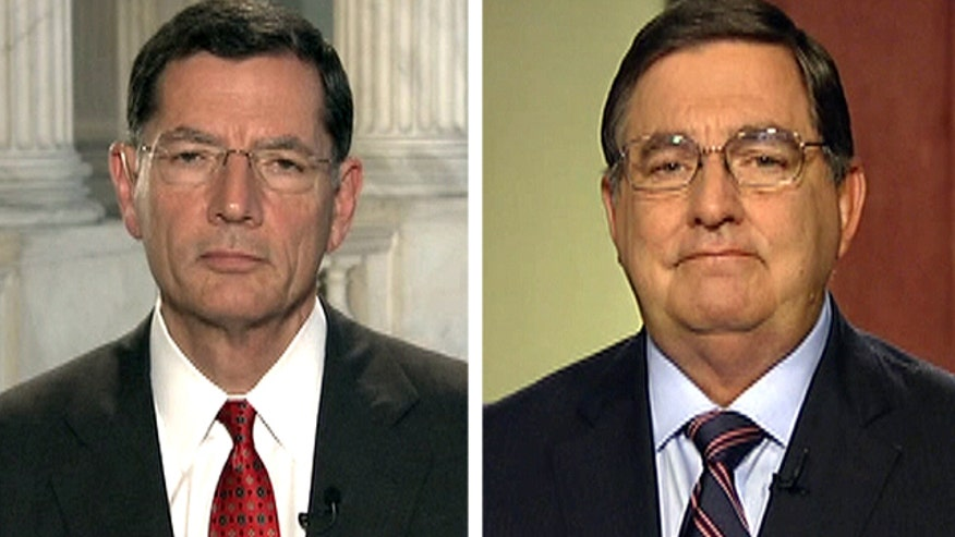 Sen. Barrasso, Rep. Burgess on why the law should be derailed