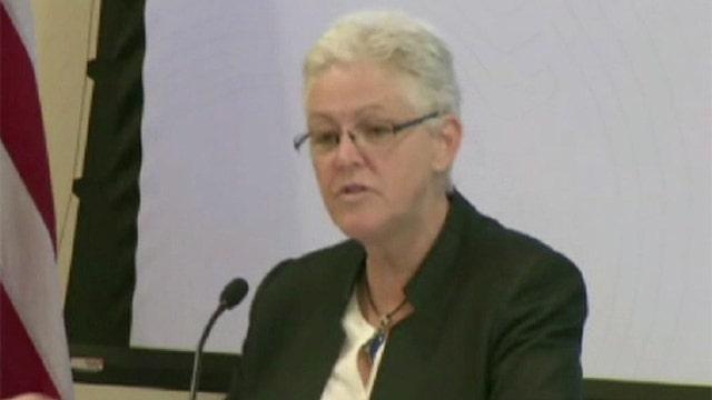 EPA chief: 'Global warming' agenda will grow economy