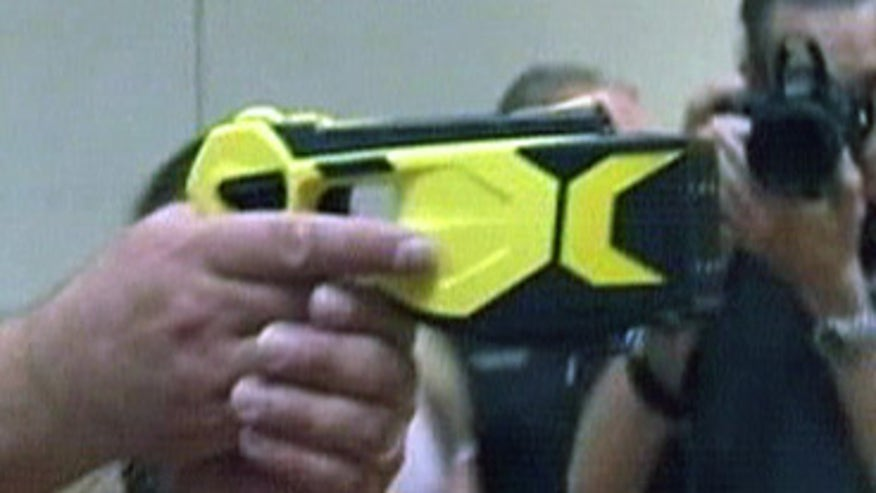 Multi-Shot taser gun released
