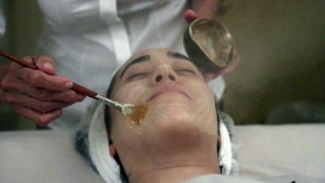 NYC spa offers bird poop facials for $180