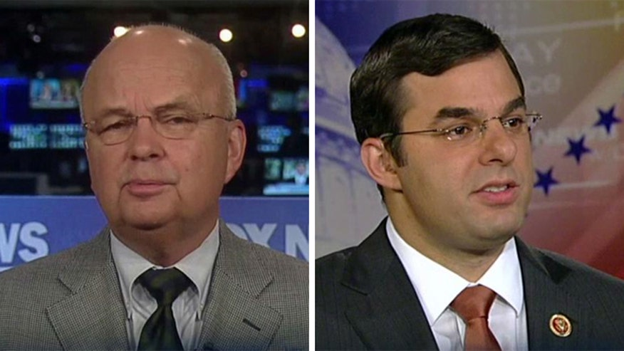 Former NSA, CIA Director Gen. Hayden, Rep. Amash weigh in