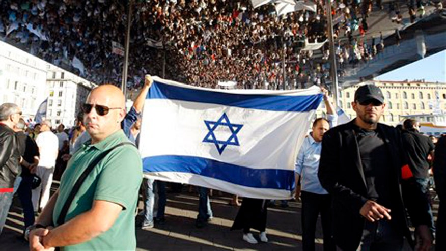 Steven Bucci reacts to increasing anti-Jewish demonstrations around the world