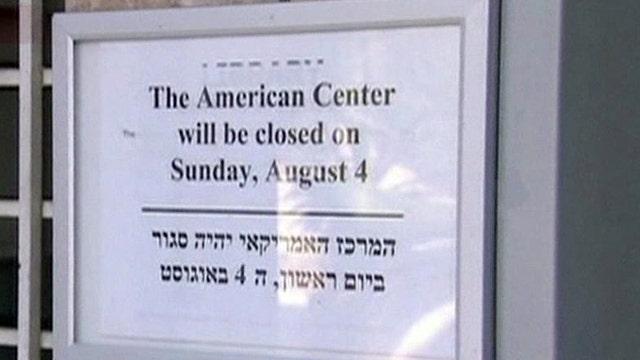 Embassy terror threat