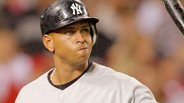 Report: Alex Rodriguez is last remaining holdout