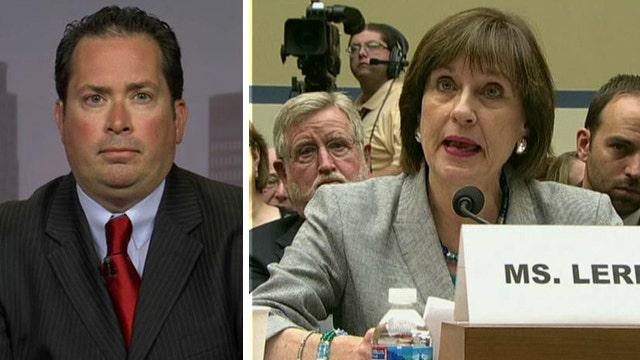 Lawmakers demanding e-mails between IRS, FEC