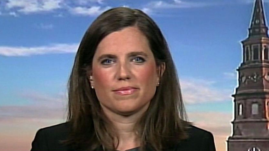 Nancy Mace talks South Carolina primary run