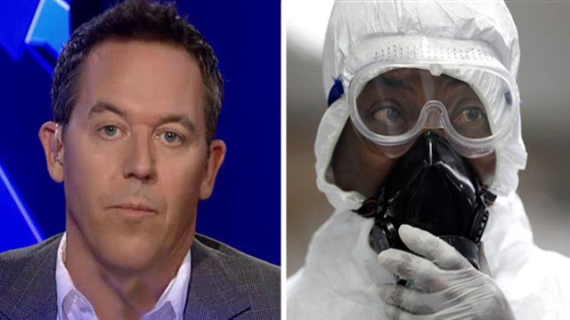 Gutfeld: Stop the Ebola hysteria