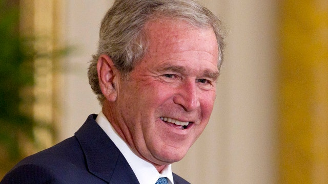 George W. Bush undergoes successful heart procedure