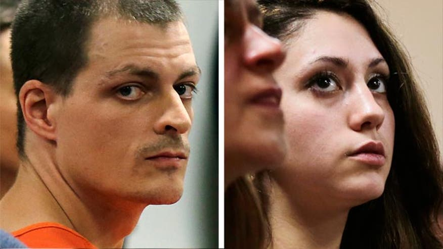 Nathaniel Kibby is accused of kidnapping Abigail Hernandez